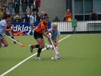 image: Hockey meiden Were Di uit tegen OZ