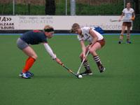 image: Were Di MB1 wint hockey wedstrijd tegen Tilburg MB1