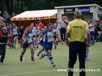 image: Forward Dames winnen thuis van Hurley