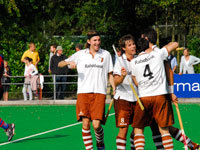 image: Hockey heren Tilburg winnen van SCHC