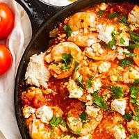 greek shrimp recipes