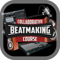 Collaborative Beatmaking MIDI Sequencing Beats Loops Course Icon