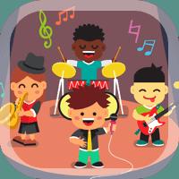 Junior Jam Group Music Lessons for Older Kids and Tweens