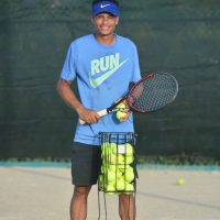 Tennis coach, entrenador de tenis, sosua, cabarete – Chris