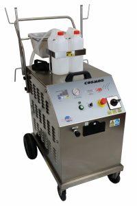COSMOS 36KW Nettoyeur vapeur professionnel et nettoyeur vapeur industriel pour le nettoyage vapeur sèche KSG France