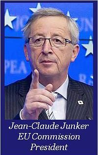 Jean-Claude Juncker EU Commission President