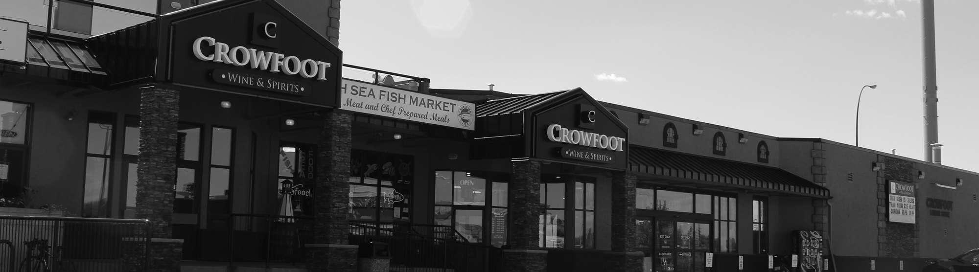 crowfoot store large