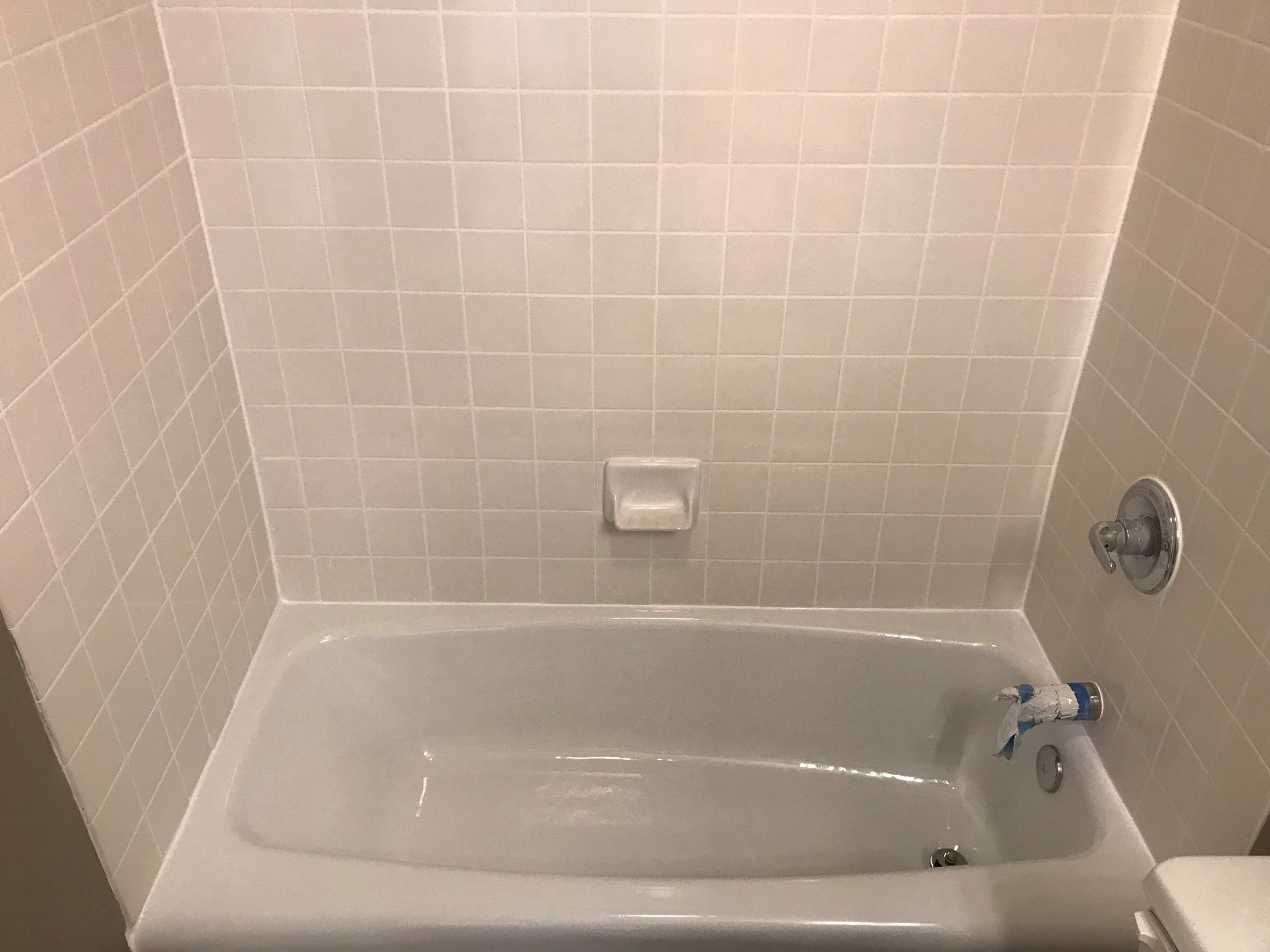 Tub-after
