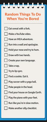 checklist infographic example