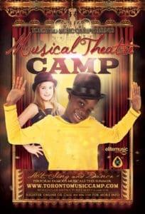 Musical Theatre Summer Camp East York Toronto