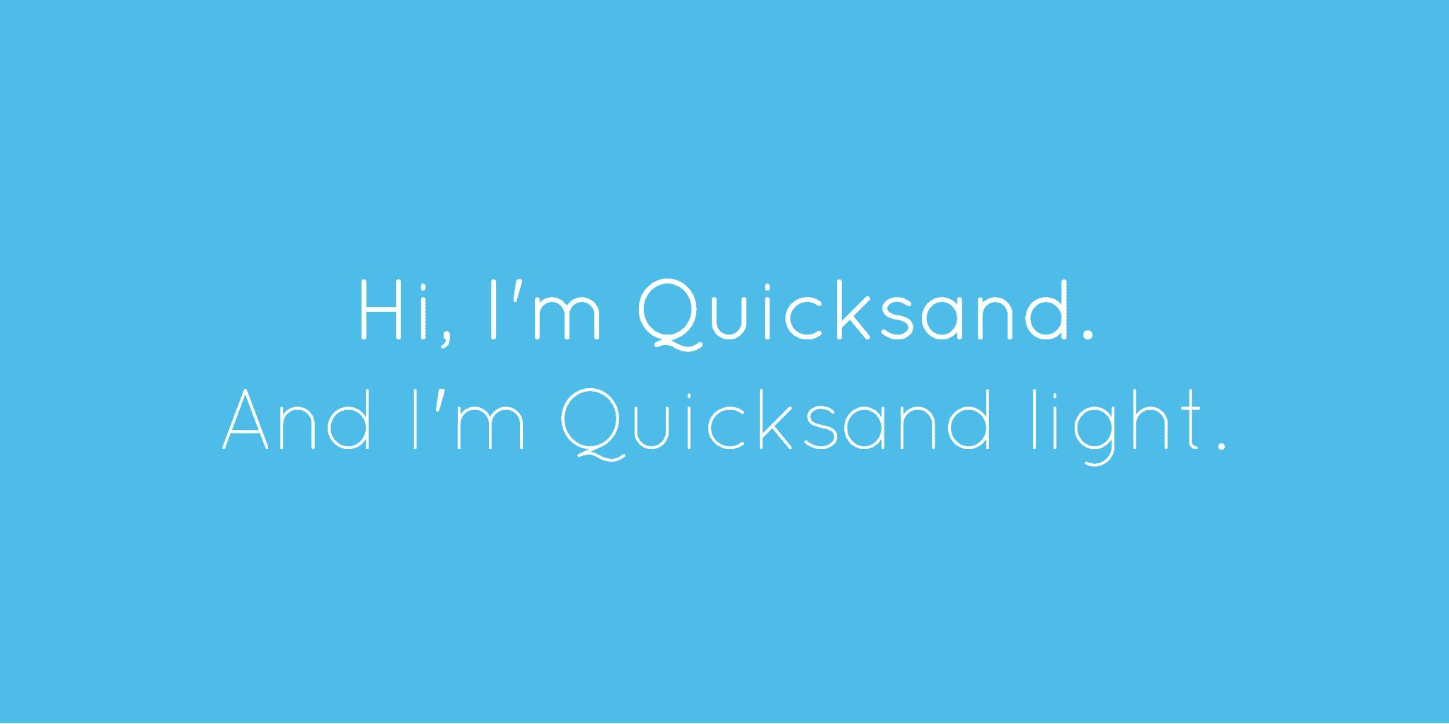 Font variants