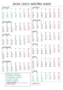 kalendars skola 2020_21