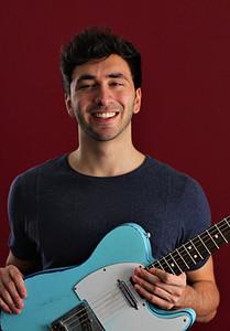Adam Cesarone Guitar and Drums Teacher