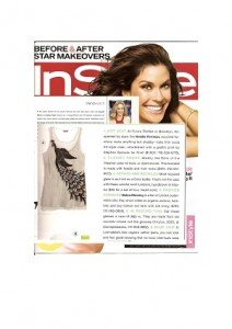 InStyle press clip on Ten Great Things You Can Do with Press Placements, Once You Get Them, blog post by Los Angeles Media Trainer Lisa Elia