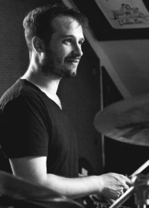 Eric Woolston Drum Lessons Teacher Toronto