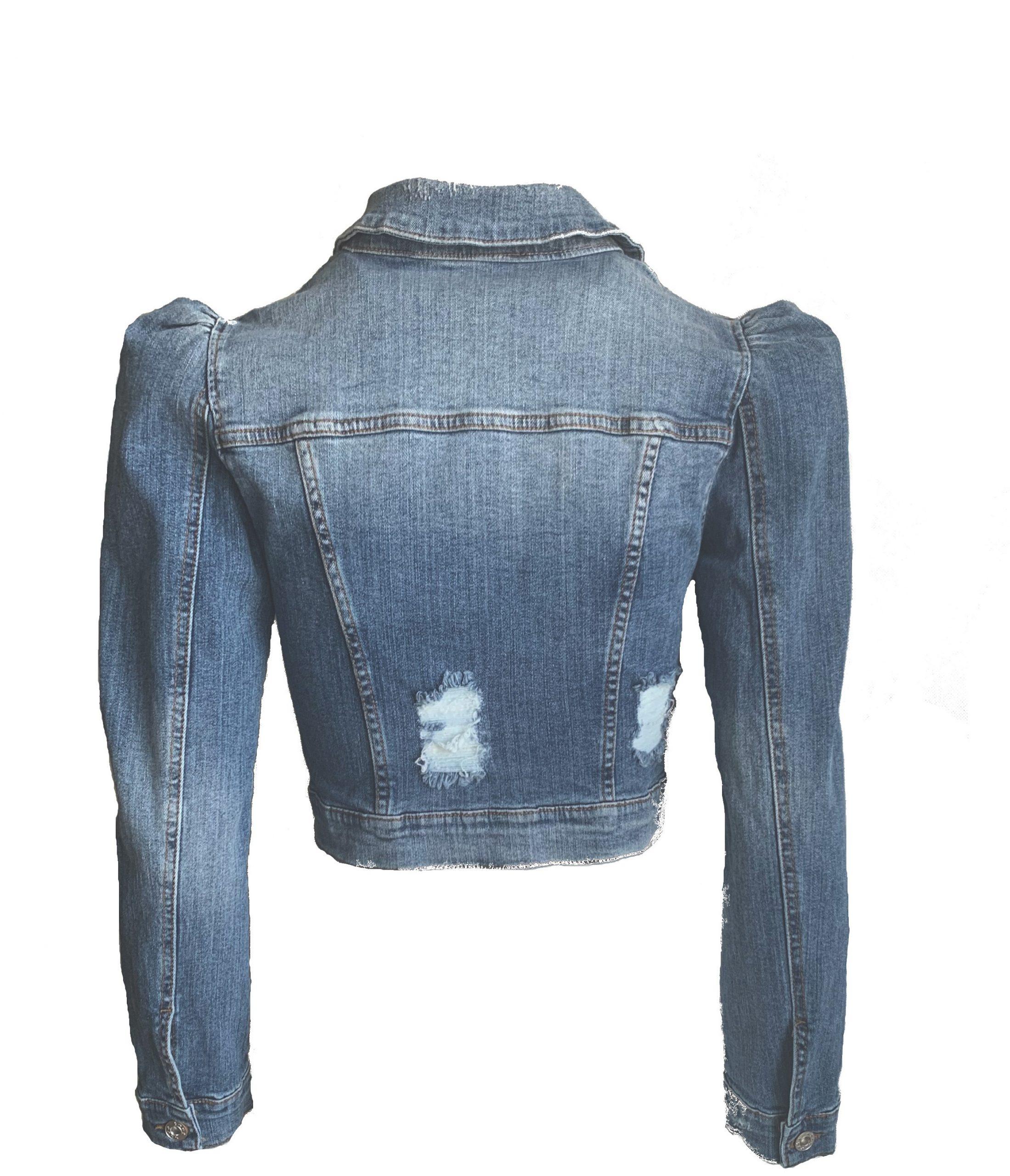 Le Streghe Jeans Jacke