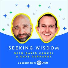 Seeking Wisdom podcast cover