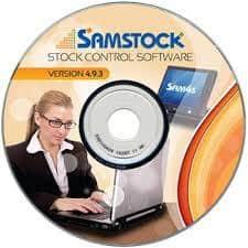 Samstock back office software for Sam4s Tills