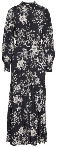 Ever New maxi dress | 40plusstyle.com