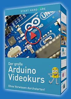 Arduino-Videokurs Popup