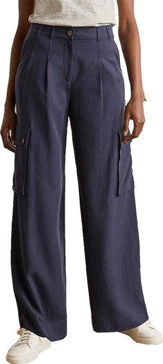 Boden cargo pants   40plusstyle.com