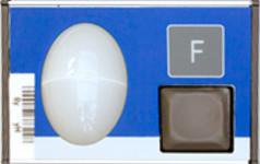 PTF-L-6 - Pick-by-Light Modul ohne Display. Nur LED und Taste.