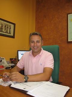Jaime Cano presidente de la asociación de empresas de formación de Ciudad Real
