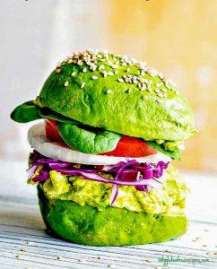 celiac recipe, avocado egg salad