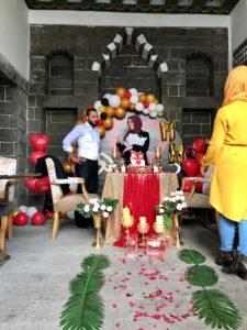 Diyarbakır evlenme teklifi organizasyon