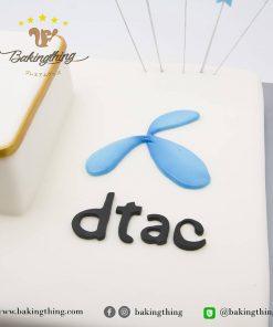 เค้ก 3 มิติ Huawei Dtac