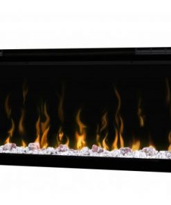Dimplex XLF50 electric wall-mount fireplace