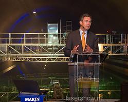 Openingshandeling door minister Verhagen