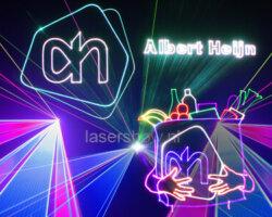 lasershow bedrijfsfeest