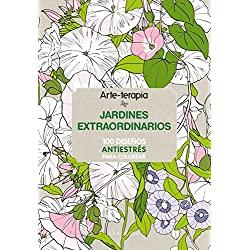 Arte-terapia-JARDINES-EXTRAORDINARIOS-Larousse-Ilustrados-Arte-Terapia-Jardines-Extraordinarios-Larousse-Libros-Ilustrados-Prácticos-Ocio-Y-Naturaleza