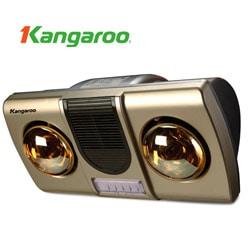 Đại lý phân phối đèn sưởi nhà tắm Kangaroo KG255 avata