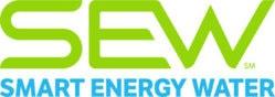 SEW Smart Energy Water logo