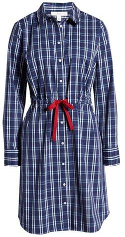 1901 plaid dress | 40plusstyle.com