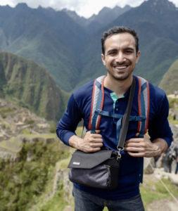 Tagore Subramaniam Hiking