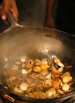 アサリの調理画像