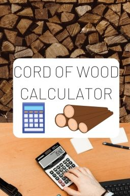 how much wood is in a cord