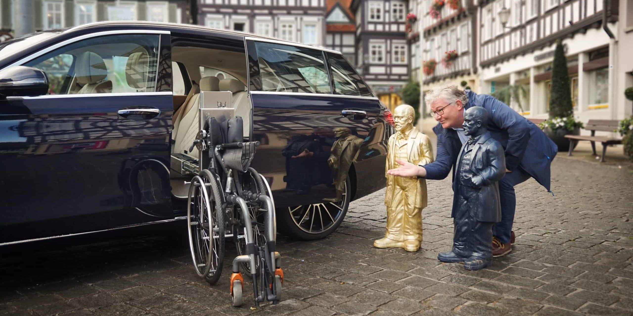Felitec-Brownie-Plus-intelligentes-Rollstuhlverladesystem