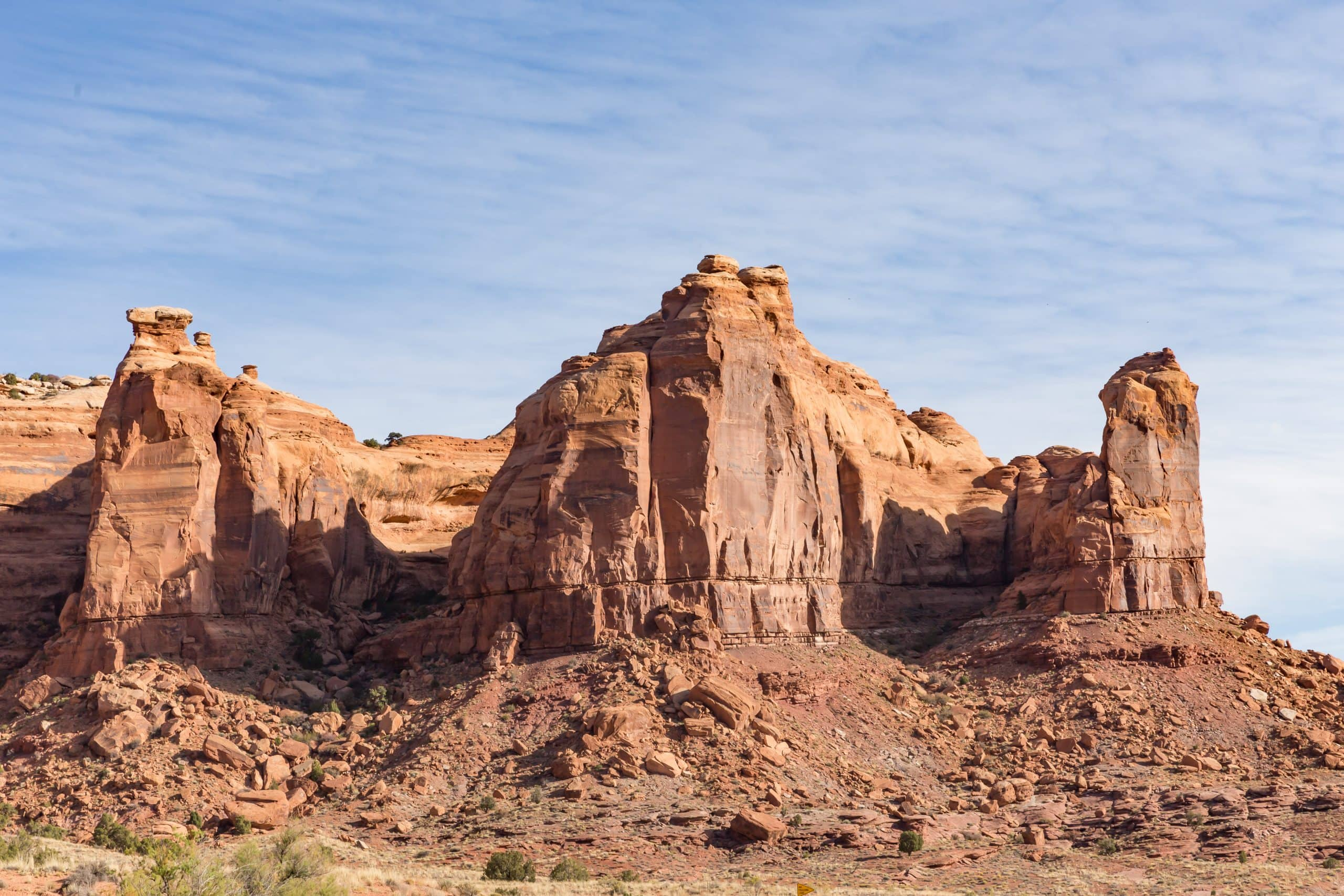 Rock Formation, Grand Canyon in Utah