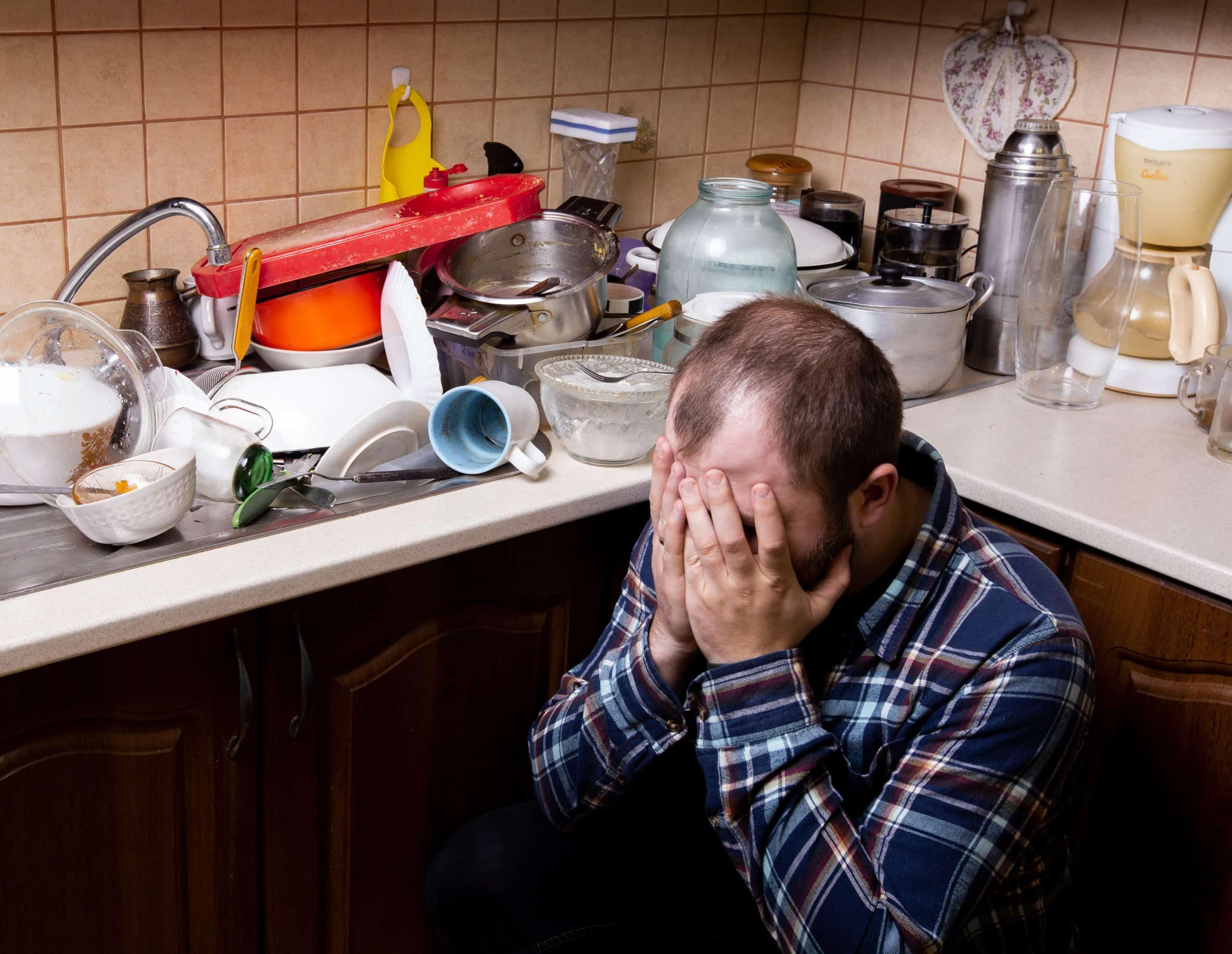 lave-vaisselle, Comment installer l'évacuation de mon lave-vaisselle ?