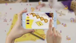 Kreacja produktu - Augmented Reality |OMI Media House