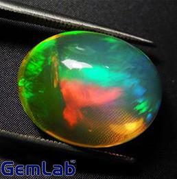 Ethiopian-opal
