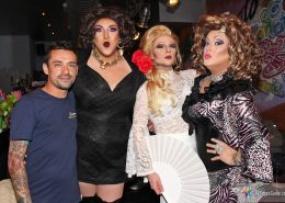 Easter Sitges Triple Threat Show