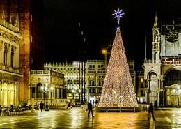 Mercadillos navideños de venecia