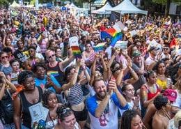 Charlotte Pride Festival en Parade