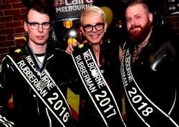 Gladde Melbourne Rubberweek