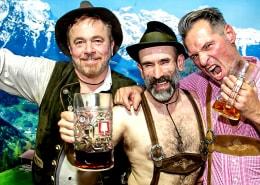 GayWiesn, Oktoberfest de Berlín